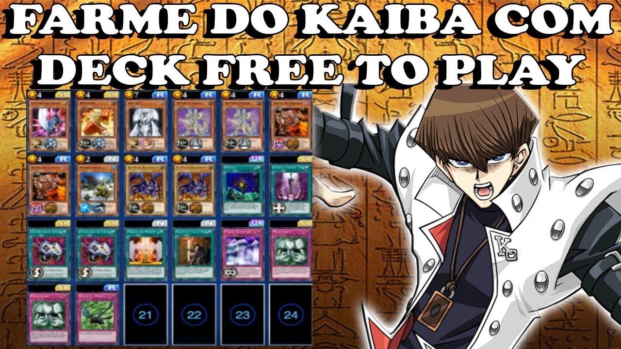 o jogo yu-gi-oh kaiba