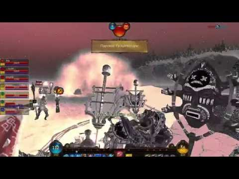 видео: panzar щит маны тащит :d