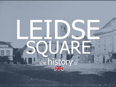 Leidse Square: history Leidseplein - sightseeing, tourist information, guided tour,bike tours,expats