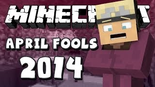 Minecraft April Fools 2014 (Resource Pack)