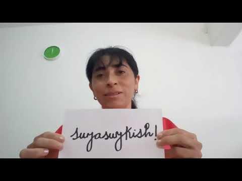 En Primera Persona: Tec. Superior en Educación Intercultural Bilingüe con mención en Lengua Quichua