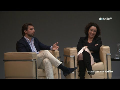 Sign of the Times 1: Femke Halsema en Thierry Baudet - De st