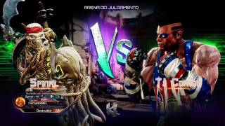 Killer Instinct - Spinal vs TJ Combo Xbox one Gameplay