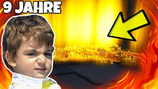 Scammer wurde gescammt !!! 9 JÄHRIGER gibt mir all seine WAFFEN 🔥 PRANK 🔥 Fortnite Rette die Welt