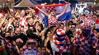 Аргентина - Хорватия - 0:3