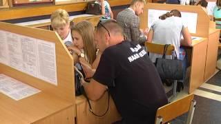 2017-08-09 г. Брест. Итоги вступительной кампании. Новости на Буг-ТВ.