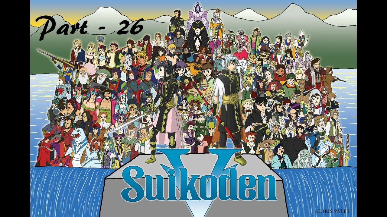 Suikoden 5 World Map.Let S Play Suikoden V Part 26 Remifa Fasola Youtube