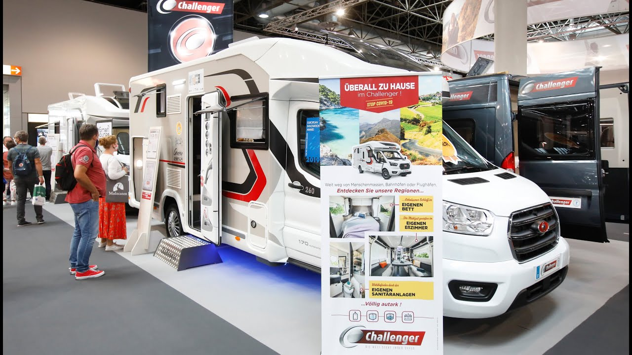 Challenger 270 GRAPHITE EDITION PREMIUM 2021 - Caravan ...