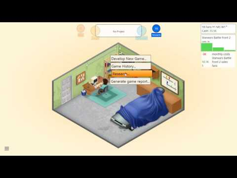 GOING BANKRUPT | Game Dev Tycoon - Part 1