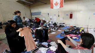 Καναδάς: Αυστηροί έλεγχοι ασφαλείας για την εισδοχή 25.000 προσφύγων
