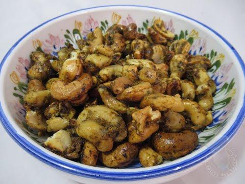 recette-des-noix-de-cajou-aux-épices
