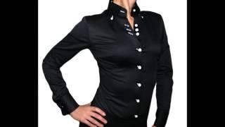 видео Женские  Рубашки