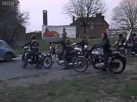 Hells Angels London Documentary | 1973