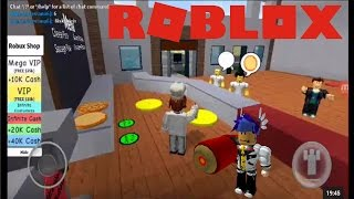 ROBLOX PIZZERIA-Canal do Ale