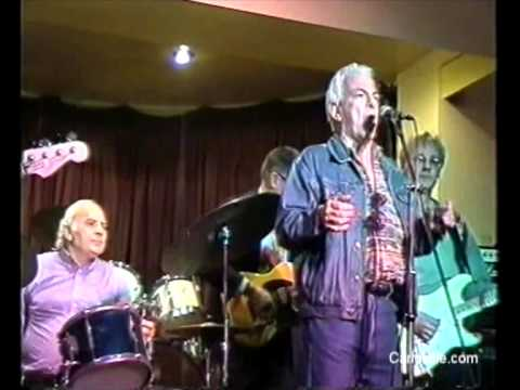 Carlo Little - The Rising Sun pub, Greenford - Part 4 - Barry Cryer