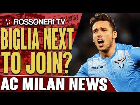 Biglia Next To Join? | AC MILAN NEWS