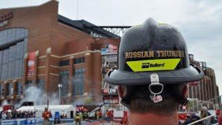 USA КИНО 590. Соревнования пожарных в США. Как я там оказался?