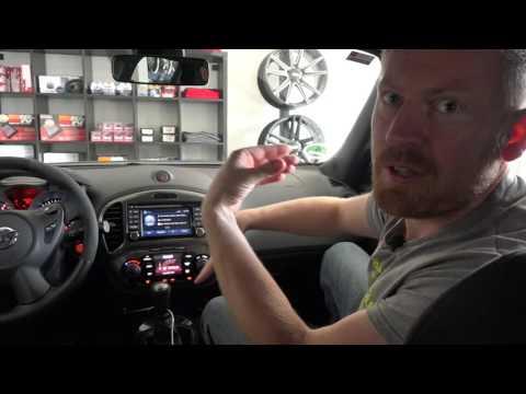 Nissan Juke plug and play Soundsystem