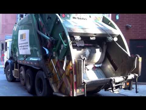 Waste Management 310786 ~ Autocar Xpeditor McNeilus Rear Loader