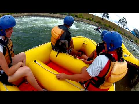 Penrith White Water Rafting
