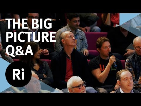 Q&A The Big Picture - with Sean Carroll