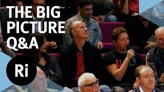 Q&A The Big Picture - with Sean Carroll thumbnail