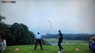Golf ProTracer Compilation - WGC-HSBC Champions 2016.