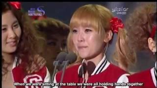 [Eng Subs] SNSD - DaeSang Winner @ 19th Seoul Music Awards 100203 - Stafaband