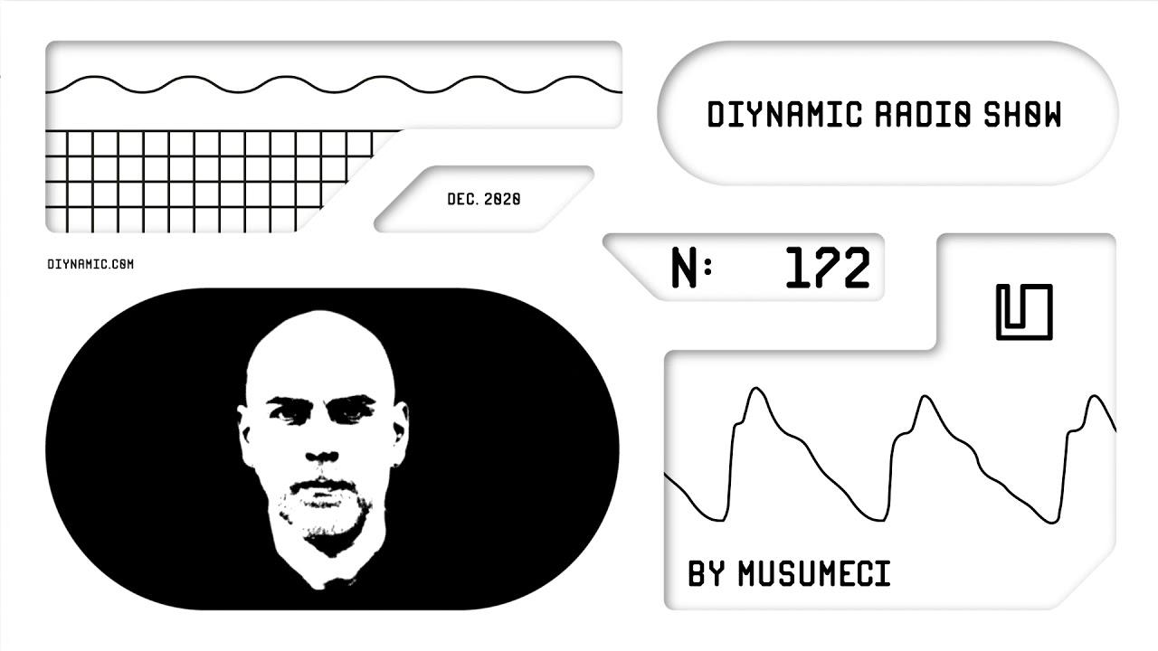 Download Diynamic Radio Show 172 - Dec 2020 - Musumeci