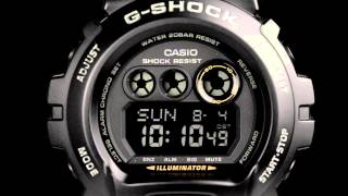 New Casio G-SHOCK Big Face GD-X6900