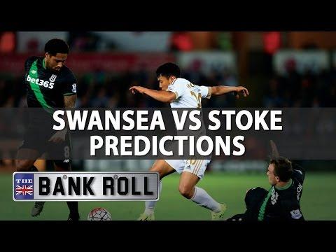 Swansea City v Stoke City   Premier League Match Predictions   Sat 22nd April