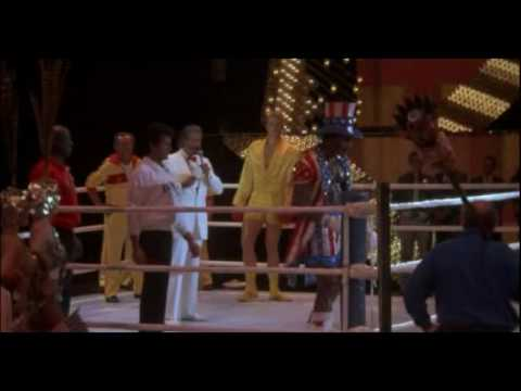 Rocky 4  Apollos Last Fight  Classic Film  Movie Boxing Match
