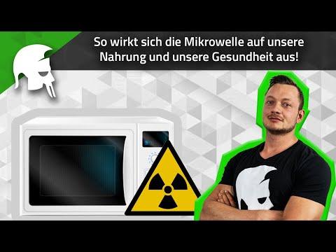 Beeinflusst die Mikrowelle die Nährstoffe und unsere Gesundheit?