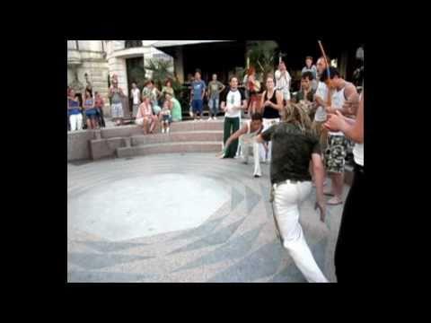 Capoeira Bracos Fortes - Pécs