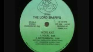 Lord shafiyq-The rhytm on my mind 1988