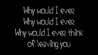 Tousher ft. Sam Watters - Why Would I ever (w/ lyrics&downloadlink)