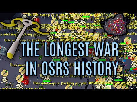 Two Hours Of Looting The Biggest War In RuneScape History (INSANE MONEY)