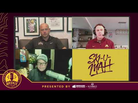 Gopher Football Weekly With P.J. Fleck: Episode 2 (Sept. 23, 2020)
