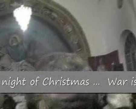 Laylat Al-Milad, the night of Christmas. Arabic Carol