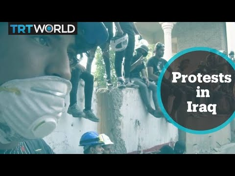 Iraq Protest: Security forces open fire on protesters