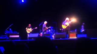 """Crosby Stills And Nash """"Carry Me"""" Light Up The Blues Concert 4/13/13"""
