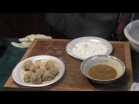 How To Make Awesome Deep Fried Boudain Balls.