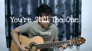 You're Still The One - Shania Twain (Fingerstyle Guitar Cover by Marckie Marckie)