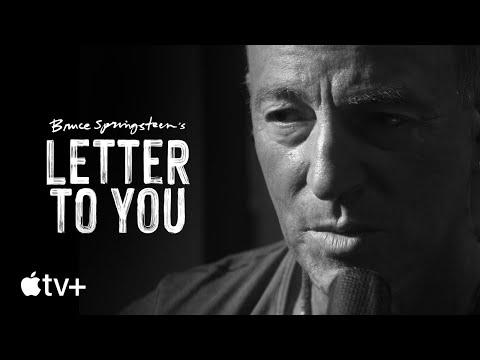 Bruce Springsteen's Letter to You — Teaser | Apple TV+