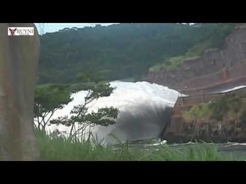 The Largest Hydroelectric Complex In The World   Dam Itaipu