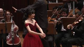 J. Strauss: Frühlingsstimmen Walzer Op. 410,  Pijarin Wiriyasakdakul, Dariusz Mikulski & TPO