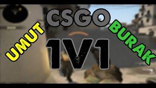 CS GO - Kapışma - #1 - 20 Mermi Harcayarak 1 Tap Nasıl Atılır