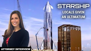 SpaceX Starship Launching Soon - Locals Receive Offer Letters | SpaceX in the News