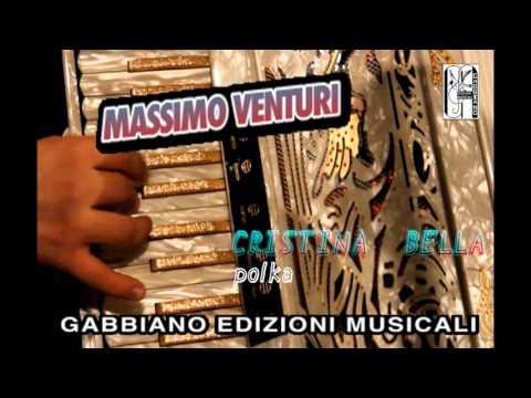 CRISTINA BELLA polka di Massimo Venturi