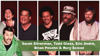 Sarah Silverman, Todd Glass, Eric André, Brian Posehn & Rory Scovel | Getting Doug with High thumbnail